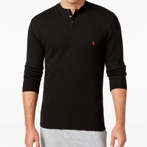 Polo Ralph Lauren Men's Thermal Henley